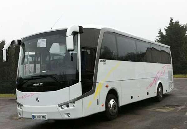 Location minibus 35